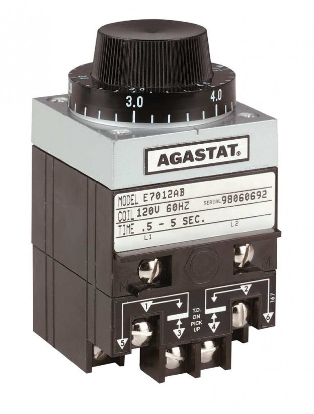 Agastat X on Solid State Relay Dc